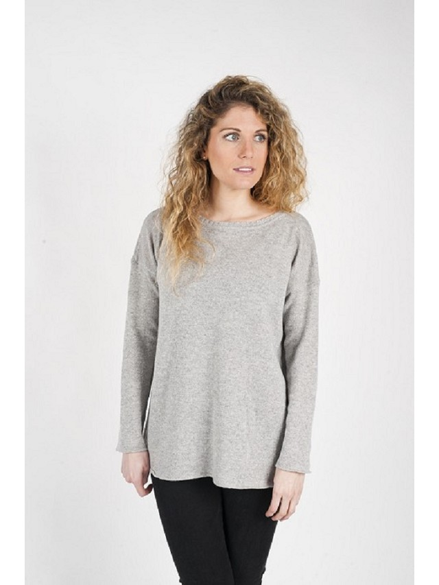 Round Neck Lurex